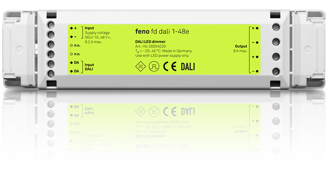 fd dali 1-48e - DALI-LED-Dimmer