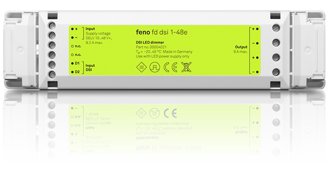 fd dsi 1-48e - DALI-LED-Dimmer