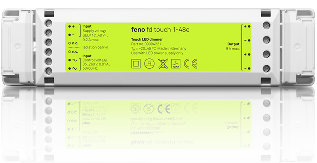 fd touch 1-48e - Touch-LED-Dimmer